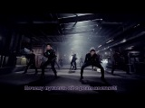 [Клип]  B.A.P - One Shot (Jap. Ver.)  [РУСС. САБ]