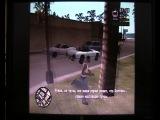 Прохождение GTA SAN ANDREAS 4 миссия: мочим чуваков!!!!!